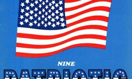 """Born Against: """"Nine Patriotic Hymns for Children""""- Il patriottismo Americano messo alla berlina"""