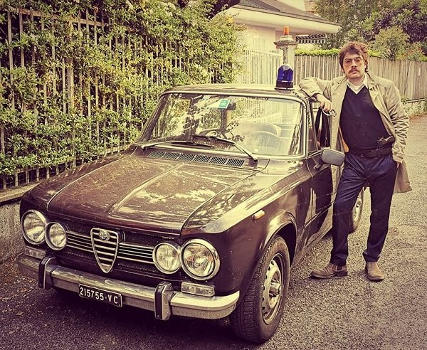 Luca Manzoni: il sound della musica e… delle marmitte, una vita a tutto vintage! – Intervista