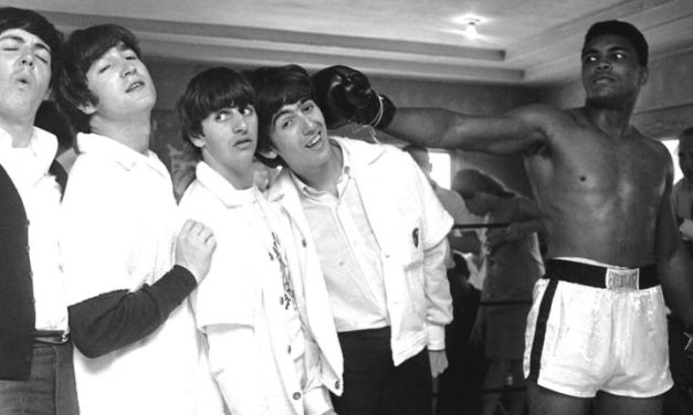 The Beatles e Cassius Clay