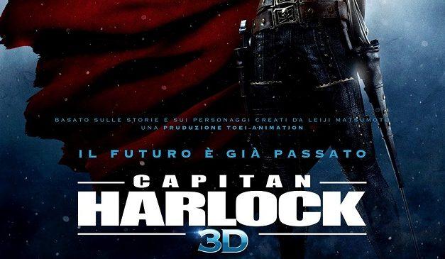 """""""Capitan Harlock"""" (Space Pirate Captain Harlock), la filosofia e i simboli che vivono dietro la maschera dell'antieroe."""