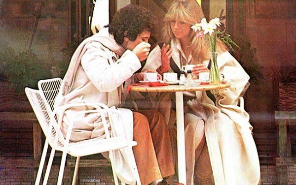 """La colazione londinese di Lucio Battisti: """"Una Donna per Amico"""""""