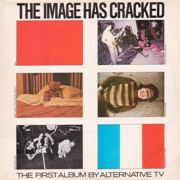 """Il punk come filosofia in sei immagini """"The Image Has Cracked""""- Alternative TV"""