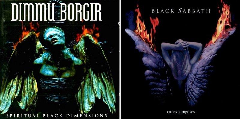 Similitudini: Dimmu Borgir – Black Sabbath