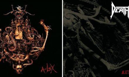 L'arte contemporanea di Kris Kuksi nelle copertine dei Death Angel e Sepultura