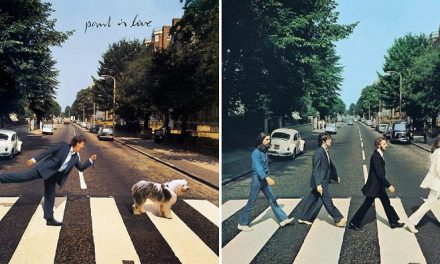 Similitudini: Paul McCartney – The Beatles