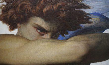 Simpatia per Il Diavolo. Lucifero in versione rock dal dipinto di Alexandre Cabanel
