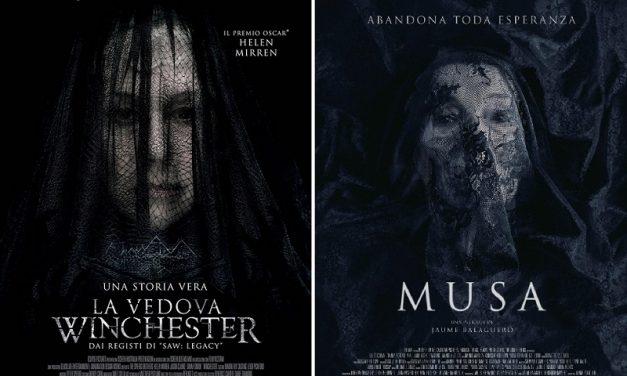 """""""La vedova Winchester"""" – """"Muse"""" (La settima musa)"""