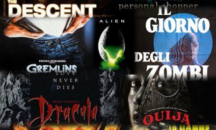 Le migliori locandine dei film horror secondo Art Over Covers