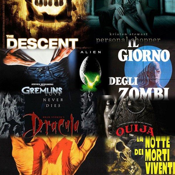 Preferenza Le migliori locandine dei film horror secondo Art Over Covers WP35