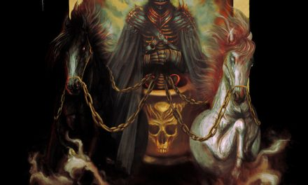 """VII: The Chariot"". The Order of the Ebon Hand at the race of Triumphs"