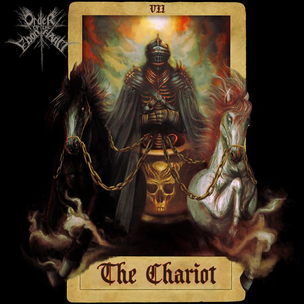 """""""VII: The Chariot"""". The Order of the Ebon Hand at the race of Triumphs"""