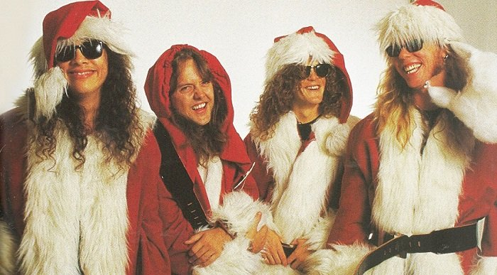 Merry Metallica