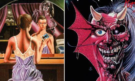 """La storia di Eddie nelle copertine dei singoli degli Iron Maiden: """"Twilight Zone"""" e """"Purgatory"""""""