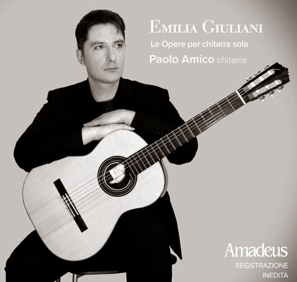 L'eredità musicale di Emilia Giuliani raccolta da Paolo Amico