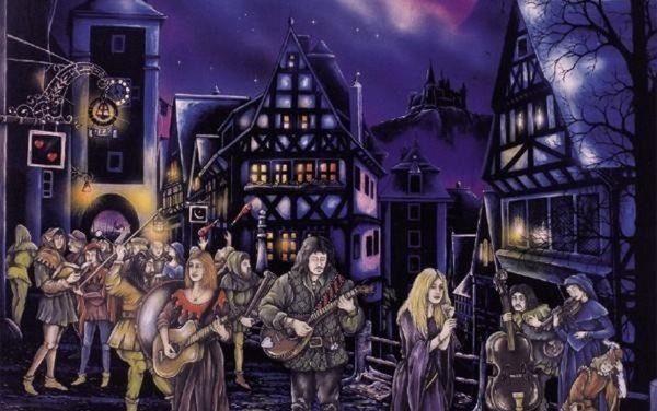 """""""Under A Violet Moon"""" – Blackmore's Night. Tra musiche, balli e ritorno al passato"""