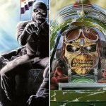 """La storia di Eddie the Head nelle copertine dei singoli degli Iron Maiden: """"Two Minutes to Midnight"""" e """"Aces High"""""""