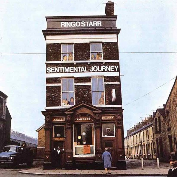"""There are places I'll remember: """"Sentimental Journey"""" di Ringo Starr"""