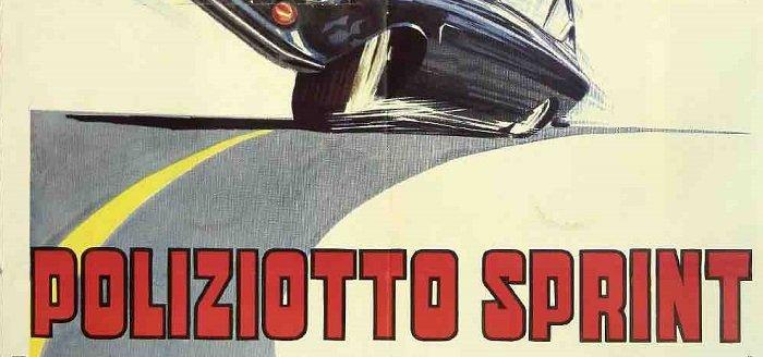 """""""Poliziotto Sprint"""": quando il vendicatore lascia il posto al corridore"""