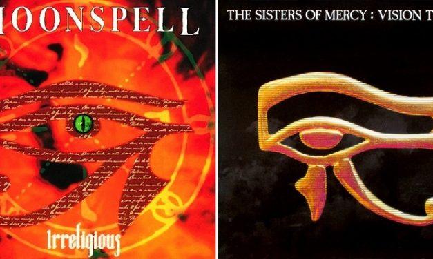 Similitudini: Moonspell – The Sisters of Mercy