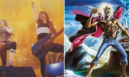 """La storia di Eddie the Head nelle copertine dei singoli degli Iron Maiden: """"Running Free"""" e """"Run to the Hills"""""""