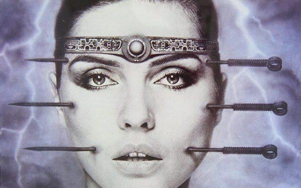 "Debbie Harry: musa di H.R. Giger per la copertina di ""KooKoo"""