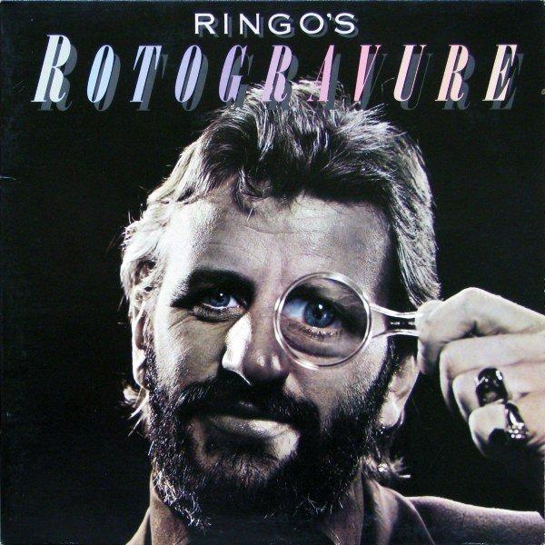 Un ex Beatle sui rotocalchi: Ringo's Rotogravure
