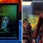 """La storia di Eddie the Head nelle copertine dei singoli degli Iron Maiden: """"Wasted Years"""" e """"Stranger in a Strange Land"""""""