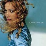 """Madonna: un sole sopra il cielo azzurro. La copertina di """"Ray of Light"""""""