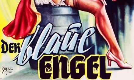 """Arriva la femme fatale degli Anni'30. """"L'angelo azzurro"""" di Josef von Sternberg"""