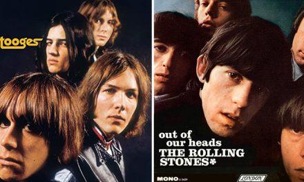 Similitudini The Stooges – The Rolling Stones